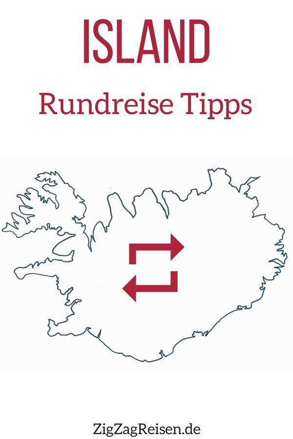 Island Rundreise Tipps – 11 Schritte zur Planung Ihrer Island Roadtrip – ZigZag Reisen Reiseblog