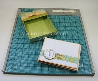 Notecard box tutorial