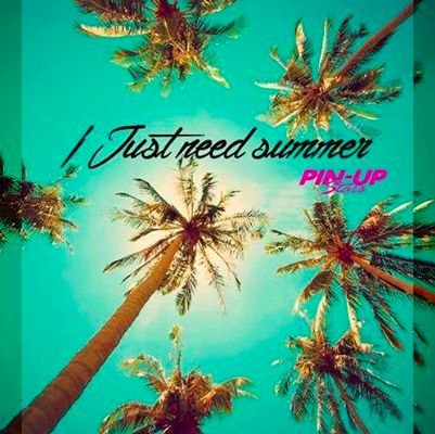 i just need #summer!!! #PinUpStars... only for #sealovers!