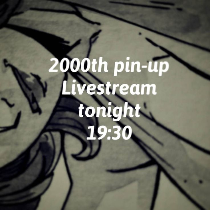 This is the night ! Get ready for the ultimate livestream after 5 years of work ! The Link will be online on my Twitter and facebook !  #challenge #live #drawing #sexy #sexyboobs #pinup #girl #work #night #paris #ink #daily Support my work on #Patreon : http://ift.tt/1RqclZE