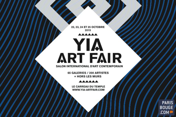 YIA Art Fair 2015 : Paris à l'heure de la création émergente