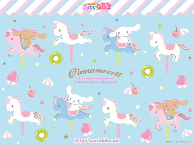 Cinnamoroll (Sanrio) Wallpaper) | Cinnamoroll (Sanrio ...