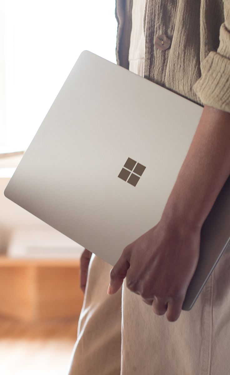 Move forward with your next great idea on a laptop that travels too.