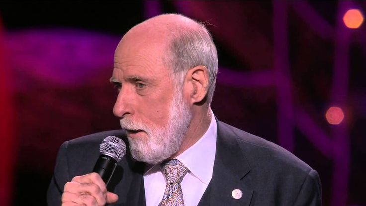 Vint Cerf: Actually, the Internet's going to be just fine