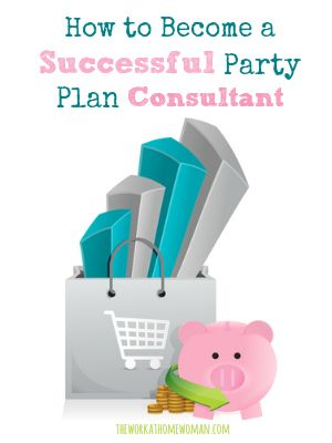 Party plan business for sale