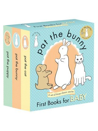 Pat the Bunny: First Books for Baby by Penguin Random House at Gilt