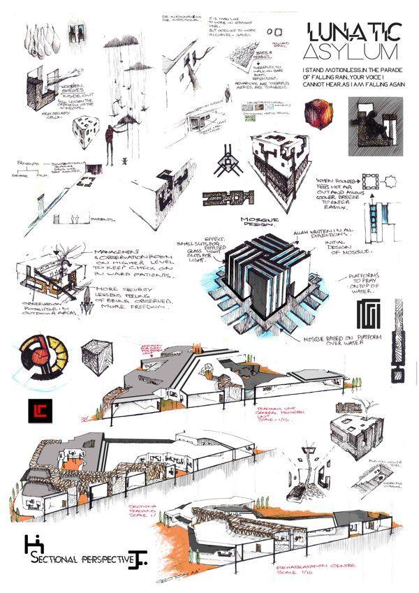 Undergrad Architecture Projects