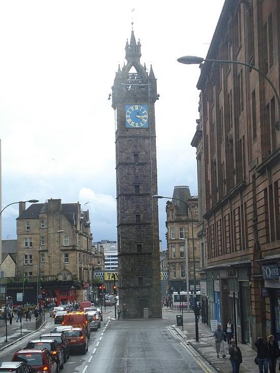 Glasgow Cross, Beautiful clock tower glasgow