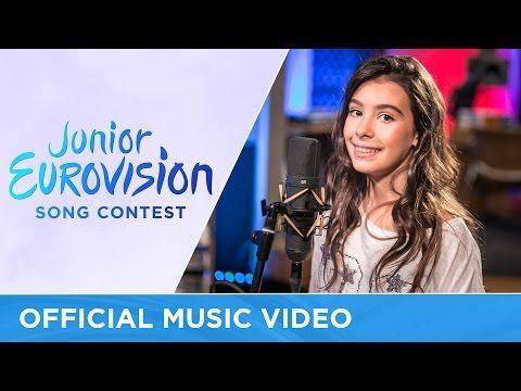 Fiamma Boccia - Cara Mamma (Dear Mom) (Italy) Junior Eurovision 2016 - YouTube