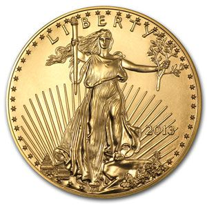 2013 1 Oz One Ounce American Gold Eagle Coin Brand New BU [1-OUNCE-AGE-2013] - Aydin Coins & Jewelry, Buy Gold Coins, Silver Coins, Silver Bar, Gold Bullion, Silver Bullion - Aydincoins.com