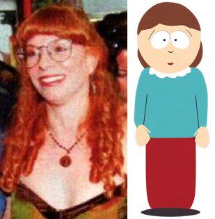 Mary Kay Bergman [as Liane Cartman] - South Park