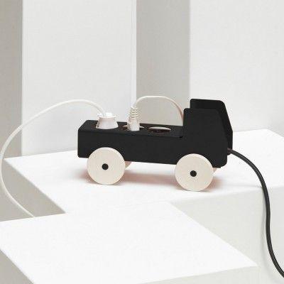 Multiprise camion noire
