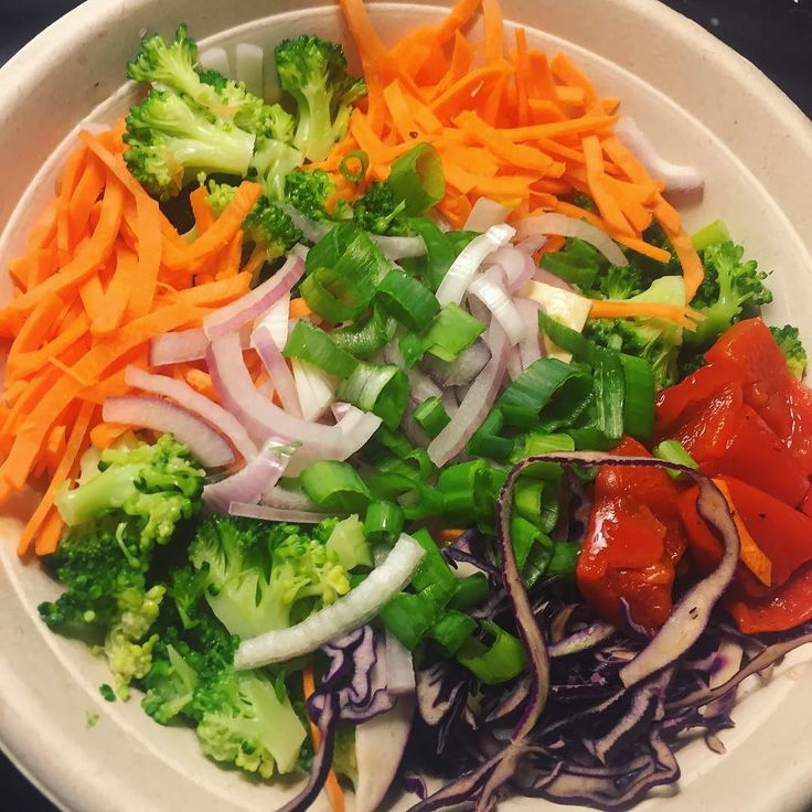 @freshii Buddha Bowl rice noodles with cabbage carrots peppers onions and broccoli#fitbodyguide #annavictoria #healthy #eatforabs #cleaneats #cleaneating #cheatclean #healthyeating #nutrition #gains #strongnotskinny #exercise #fbg #bbg #instafood #muscle #protein #health #eatclean #traindirty #instafit #fitness #fitfam #foodporn #vegan by ericafoodie