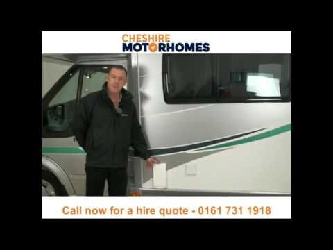 Motorhome hire and campervan rental Cheshire - Call 0161 731 1918
