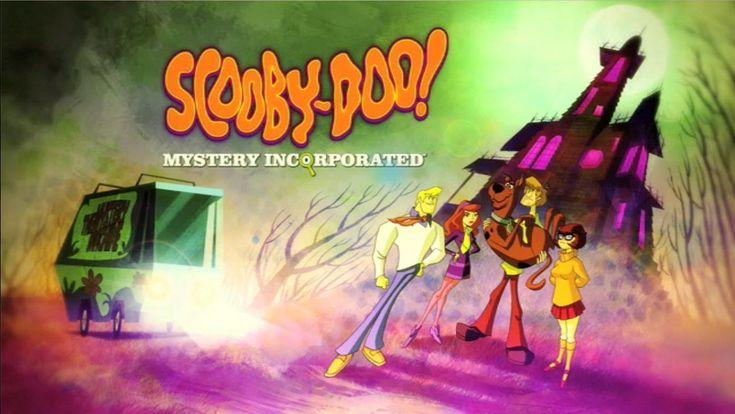 scooby doo | Scooby-Doo Network Center: Scooby-Doo! Mistério S/A - Capítulos 45 e ...