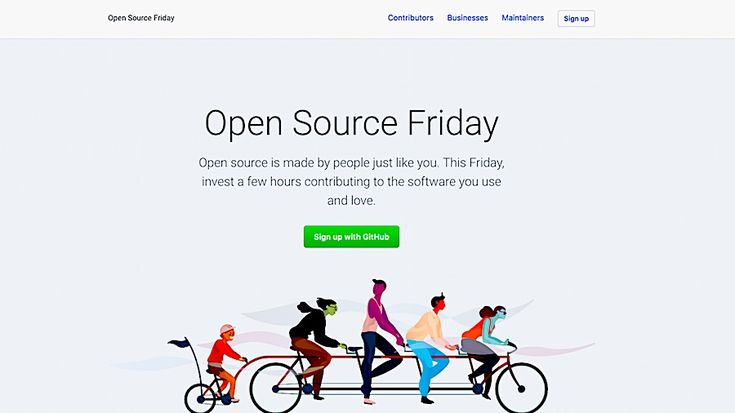 """Open Source Friday: GitHub Declares Friday As """"Open Source Day""""  #news"""