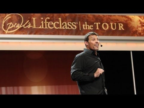 Tony Robbins Explains Why People Succeed—and Fail - Super Soul Sunday