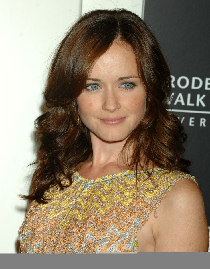 alexis bledel - In too warm colors