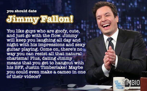 I got Jimmy Fallon. Who'd you get? - Quiz