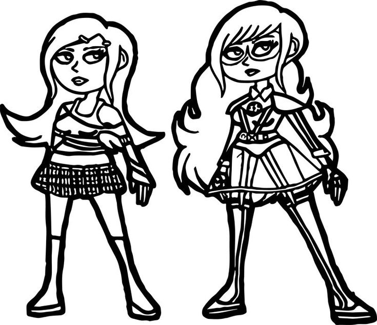 Supernoobs Oc Lidynaea Lydia Sparacello Coloring Page See The