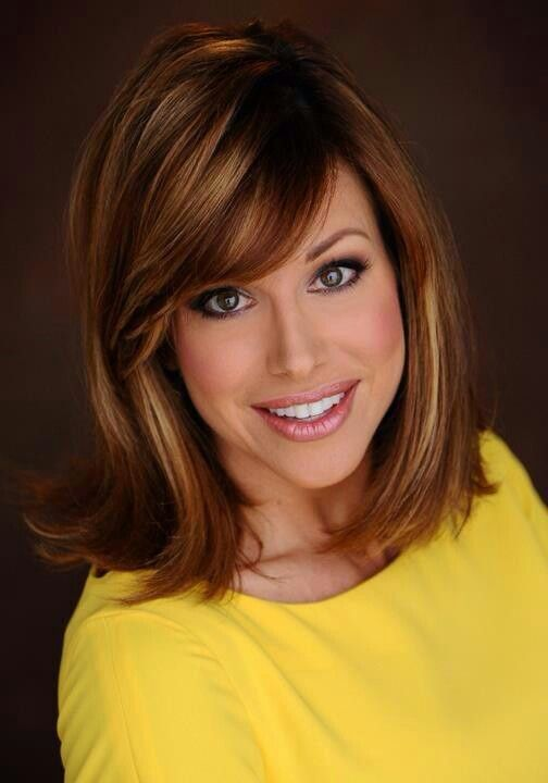 Dominique Sachse From KPRC Channel 2 Houston Hair