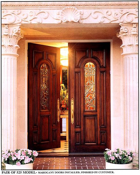 Beautiful and Unique Entry Doors By AAW Inc. & 20 best AAW doors inc entry doors images on Pinterest | Wood entry ... pezcame.com