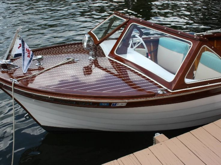 1962 Penn Yan Baltic | Antique & Vintage Wood Boats ...