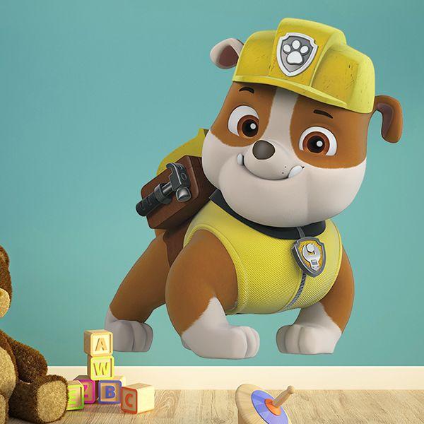 32 best patrulla canina vinilos decorativos infantiles for Vinilos decorativos infantiles