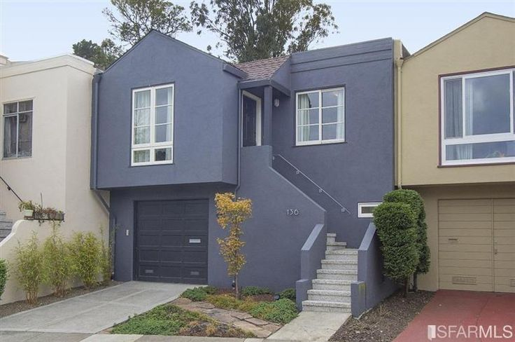136 Marietta Dr, San Francisco, CA 94127 - $849,000 / beds: 3 / baths: 2 - 136 Marietta Drive is a completely remodeled 3 Bedroom, 2 Bath home on 2 levels. This turnkey home has clean lines & modern appeal throughout. The 2 bedrooms on the main level are separate and share a well designed bathroom with glass tile work & skylight. The kitchen has a Bosch gas cooktop & dishwasher, Sub-Zero refrigerator, custom cabinets, and direct access to the deck. The staircase w/skylight leads to the ...