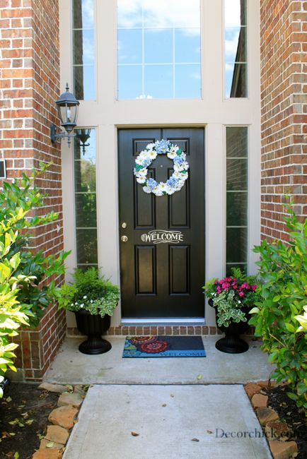 front porch decor for summer – decoto