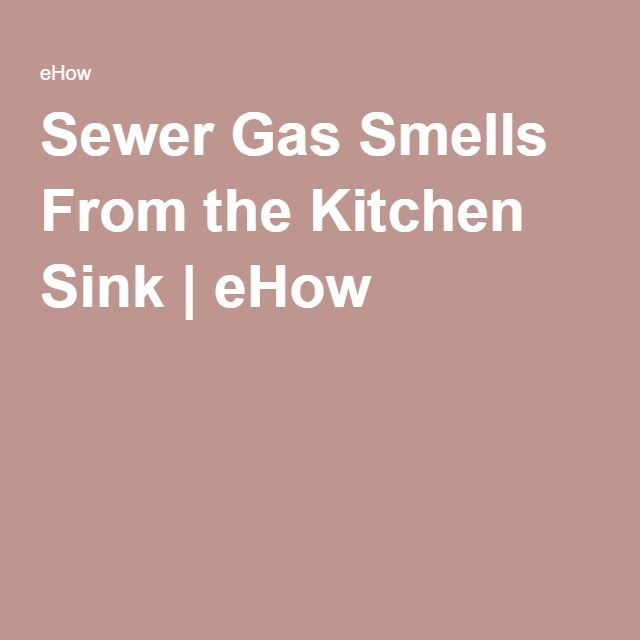 best 20+ sewer gas smell ideas on pinterest | shower drain cleaner