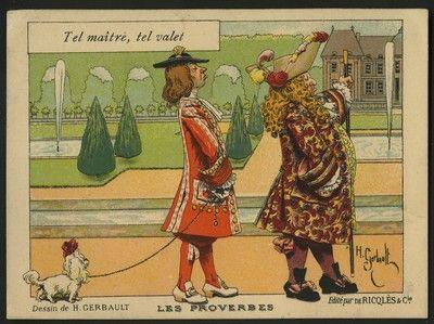 28. Tel maître, tel valet (Tal padrone, tal servitore), 1908-10
