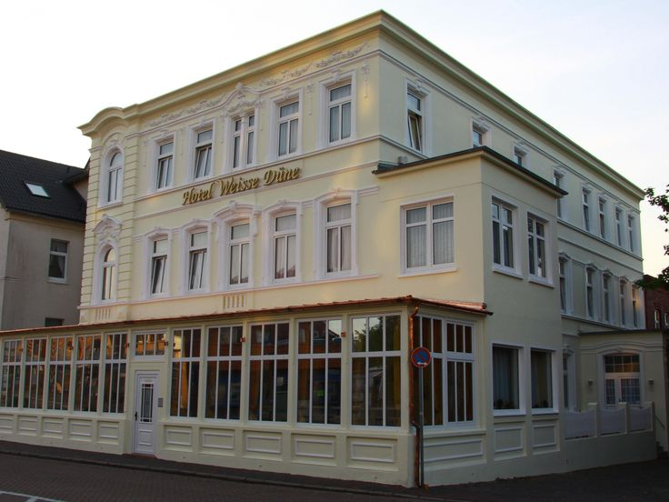 Borkum Hotel Weisse Duene Germany, Europe Hotel Weisse Duene is conveniently located in the popular Borkum area. Offering a variety of facilities and services, the hotel provides all you need for a good night's sleep. Take advantage of the hotel's casino, Wi-Fi in public areas, car park, business center, family room. Comfortable guestrooms ensure a good night's sleep with some rooms featuring facilities such as locker, closet, complimentary tea, towels, carpeting. Entertain th...