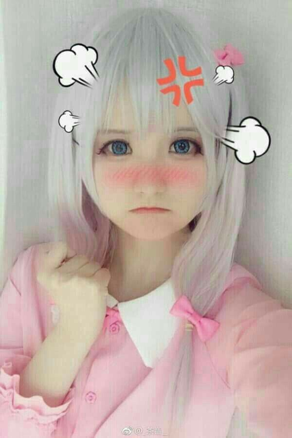Sagiri Cosplay From Anime Eromanga Sensei Cosplay Girl Pinterest