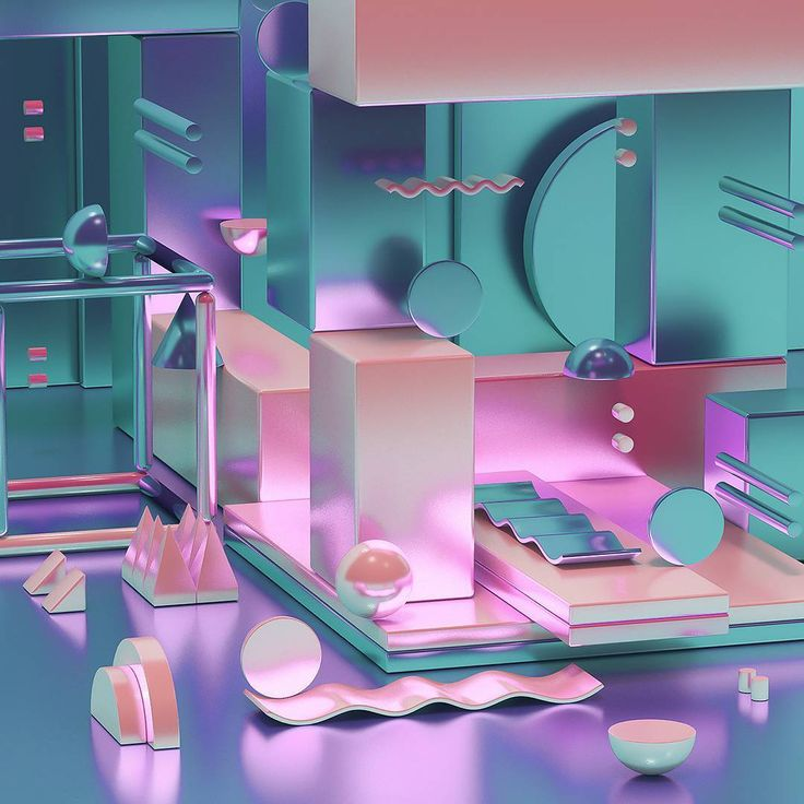 244 vind-ik-leuks, 11 reacties - Nadir Perazzo (@n4dirp) op Instagram: '#abstract #set #design #illustration #geometry #shapes #render #cgi #inspiration #digitalart…'