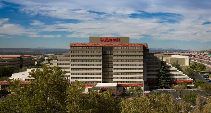 Albuquerque Marriott Pyramid North    NM 87109