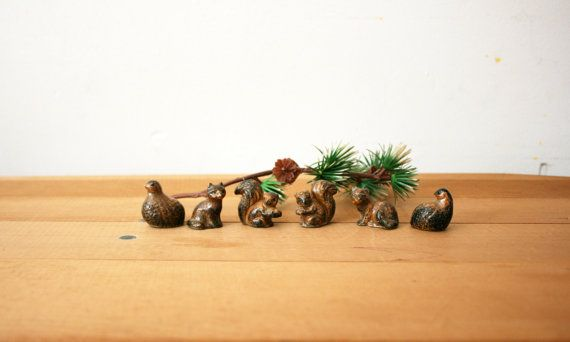 vintage 70s Instant Collection Tiny Winter by littleveggievintage, $14.00