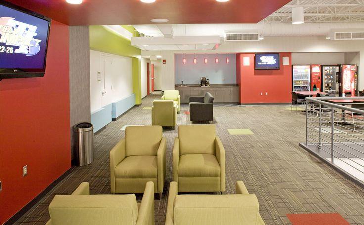 Shades interior/Youth area