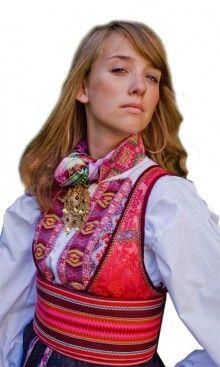 Beltestakk – Øst-Telemark dame