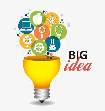 Good Idea Bulb Vector Good Idea Light Bulb Application