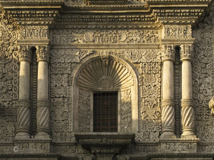 Baroque Art in Arequipa by Carl Ottersen on 500px