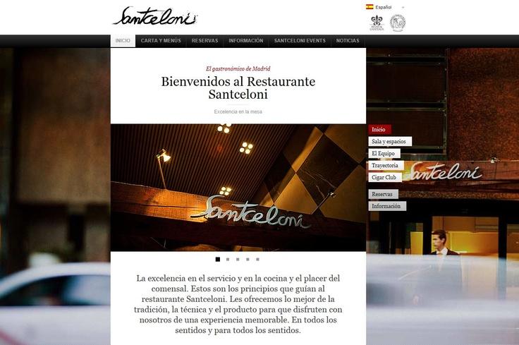 Santceloni restaurant