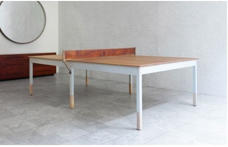 Nina Farmer Interiors: Ping-Pong by BDDW