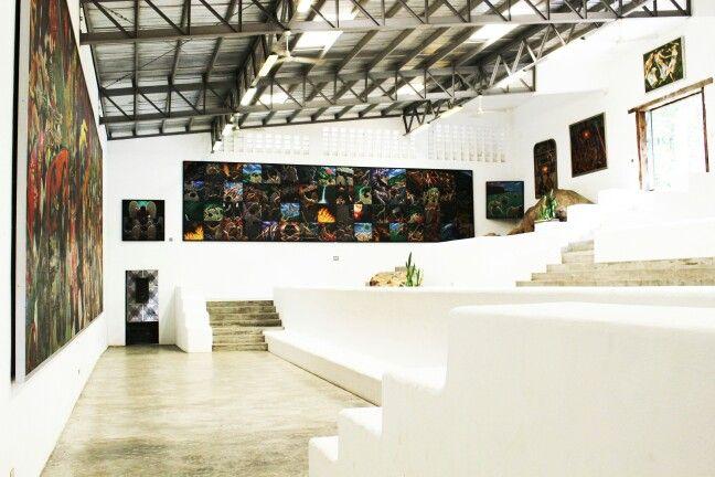Pinto Art Museum in Antipolo, Rizal