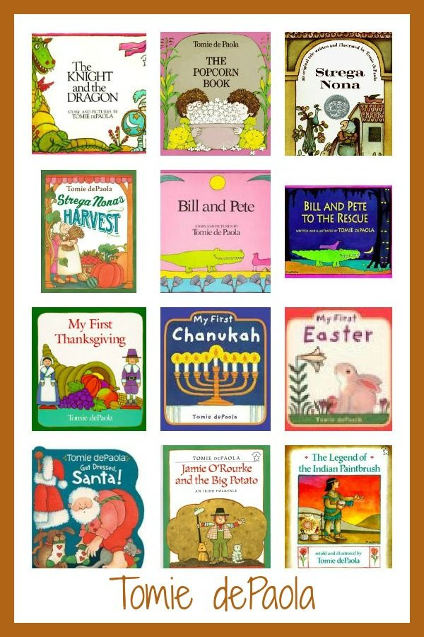 Tomie dePaola books: The Pleasantest Thing
