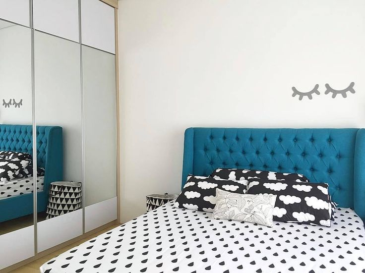 25 ide terbaik ide dekorasi kamar tidur di pinterest