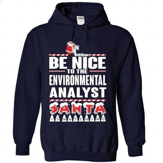 ENVIRONMENTAL-ANALYST - Xmas 2015 Gift - #cute t shirts #t shirt companies. GET…