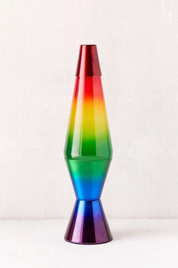 Rainbow Lava Lamp Lava Lamp Lamp Unique Lamps