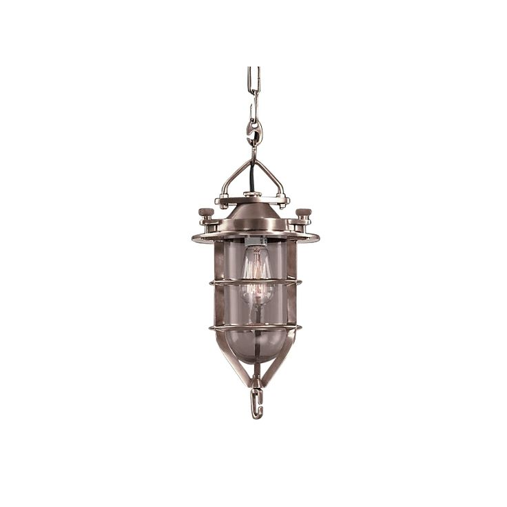 Závěsná lampa Magica, šedá st.18x39 | CULTY.CZ