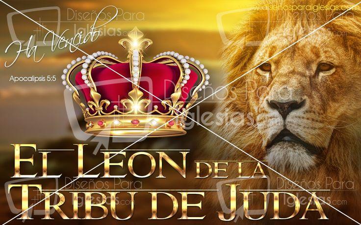El león de la tribu de Judá ha vencido!